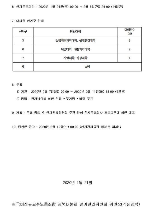 한국비정규교수노동조합 경북대분회 감사 및 대의원 선거 연장공고0012.JPG